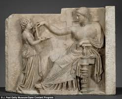 Famous Greek Statues Is This Ancient Greek Statue Showing A Laptop Proof Of Time Travel