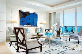 contemporary livingroom contemporary white living room with blue luxe interiors design