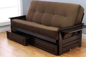 Comfortable Single Couch Bed Metal Futon With Mattress Fabulous Single Metal Futon Sofa