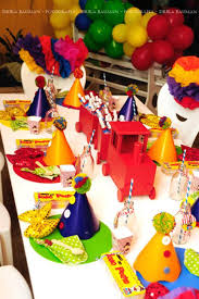 clowns for a birthday party kara s party ideas circus clown boy themed 2nd birthday party