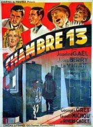 chambra 13 complet chambre 13 1940 andré hugon cinetrafic