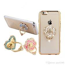 acrylic lion ring holder images Diamond grip stand cell phone ring holder iphone x 8 7 6s samsung jpg