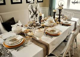 Formal Dining Room Table Setting Ideas Dining Room Table Settings Dining Tables Inspirational Formal