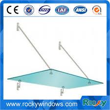 glass door canopies list manufacturers of stainless steel canopy bracket buy