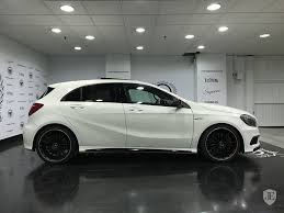 mercedes 45 amg white 2013 mercedes a 45 amg in marbella spain for sale on jamesedition