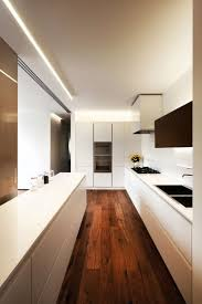 kitchen modern kitchen cabinet led lighting modern led track