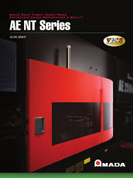 ae nt series brochure sheet metal metalworking
