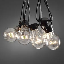 Warm Solar Lights by 10 Warm White Circus Festoon Lights Lights4fun Co Uk