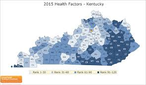 Kentucky Counties Map Kentucky Rankings Data County Health Rankings U0026 Roadmaps