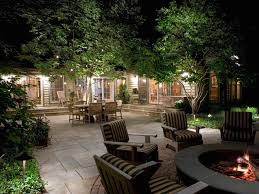 how to design landscape lighting lightings and lamps ideas