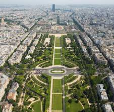 history of parks and gardens of paris wikipedia