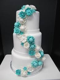 turquoise wedding turquoise wedding cakes b22 on pictures selection m49 with