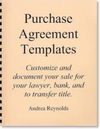 templates for selling your home