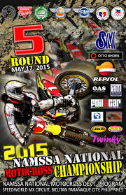 motocross bikes philippines namssamx poster round5 jpg