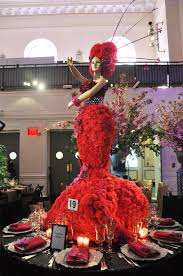 New York Themed Centerpieces by Snapshots Of The Fashion Inspired Centerpieces At The 2012 New