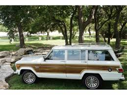 classic jeep wagoneer for sale 1983 jeep wagoneer for sale classiccars com cc 1037512