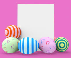 blank easter eggs free photo easter eggs represents blank space and copy space