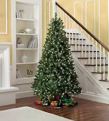 6 5 ft artificial tree 65 ft pre lit trees