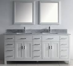 Bathroom Vanity Double Sink 72 by Genersys Part 8