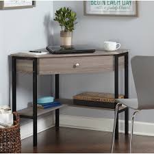 Overstock Corner Desk Porch Den Third Ward Lincoln Corner Desk Free Shipping Today