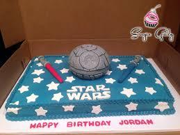 wars birthday cakes 7 blue rectangle birthday cakes photo wars birthday cake