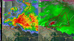 New Orleans Radar Map by Minute By Minute Severe Weather Coverage In Louisiana Wsb Tv