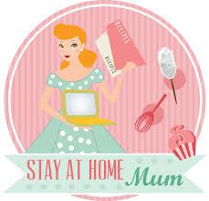 At Home Logo Making Money Stay At Home Mum