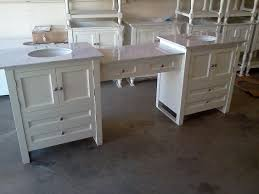 bathroom cabinets with makeup area home vanity decoration