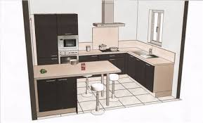 plan cuisine 10m2 plan amenagement cuisine 10m2 14 en kit ile de la u newsindo co