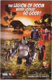 throw back thursday comic book ad dc legion of doom toys comic