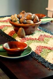 Fall Table Runners by Fall Table Decor U2022 Craft Thyme