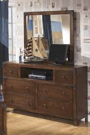 Cherry Wood Bedroom Furniture Furniture Ashley Furniture Dresser To Create The Ultimate Space