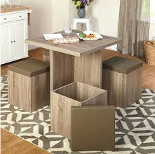 Ikea Compact Table And Chairs Dining Table Space Saver Dining Table And Chairs Set Wall