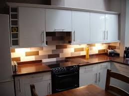 kitchen stone backsplash ideas with cabinets breakfast nook