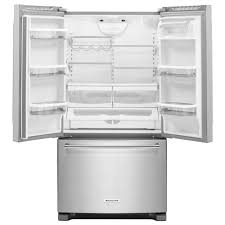 Whirlpool French Door Counter Depth Kitchenaid 36 Inch Counter Depth French Door Refrigerator