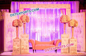 wedding backdrop panels tufted leather backdrop panel with