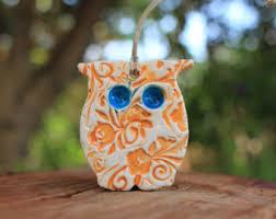 Owls Home Decor Owl Kitchen Decor Etsy