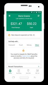 freshebt ebt snap foodstamp balance app ios android