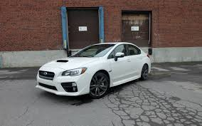 sti subaru 2016 white 2016 subaru wrx held back the car guide