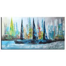Sailboat Home Decor Sailboat Abstract Promotion Shop For Promotional Sailboat Abstract