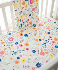floral baby blanket crib blanket baby blanket