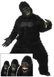 Bigfoot Halloween Costumes Running Costumes