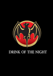 bacardi logo white bacardi the drink of the night on behance