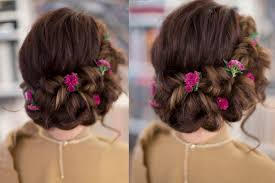 Fancy Updo Hairstyles For Long Hair by Long Hair Styles Weddingplanning