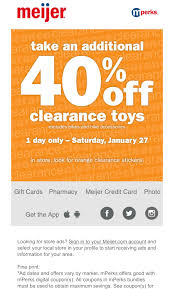 s day clearance one day only sale at meijer 40 already clearance legodeal