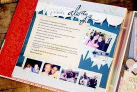 Wedding Gift For Best Friend A Gift From The Bridesmaids And Maid Matron Of Honor A Scrapbook