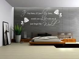 Master Bedroom Wall Stencils Wall Decals For Bedroom Inspiring Teenage Bedroom Design Idea