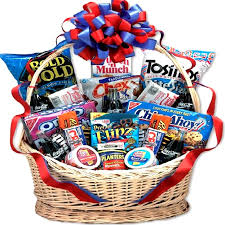 snack basket delivery deluxe coca cola gift basket