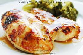 Baked Chicken Breast Dinner Ideas Clean Eating Dinner Idea U2013 Honey Mustard Baked Chicken Clean