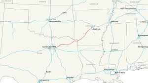 Map Of Spring Texas Interstate 30 Wikipedia